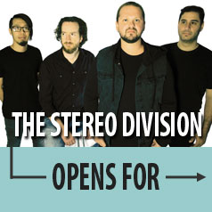 July7-The Stereo Division - opener