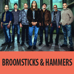 Broomsticks and Hammers