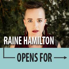 Raine Hamilton