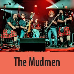 August 22, 2021 - The Mudmen
