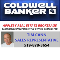 Tim Cann Coldwell Banker Real Estate