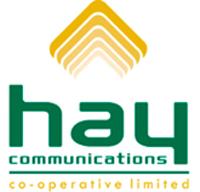 Sponsor: Hay Communicantions